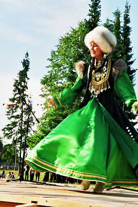 v-tantce ТАКМАК, плясовая песня Культура народов Башкортостана