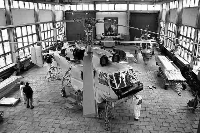 vertoletnyj-zavod-v-kumertau Вертолетный завод в Кумертау Башкирия Татарстан