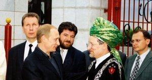 02-02a «Ляля-Тюльпан», мечеть-медресе- Уфа от А до Я Башкирия Ислам Уфа от А до Я