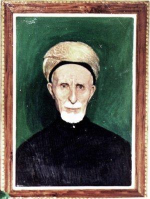03-63 ВЕРХОВНЫЙ МУФТИЙ ТАЛГАТ ТАДЖУДДИН Ислам Фигуры и лица