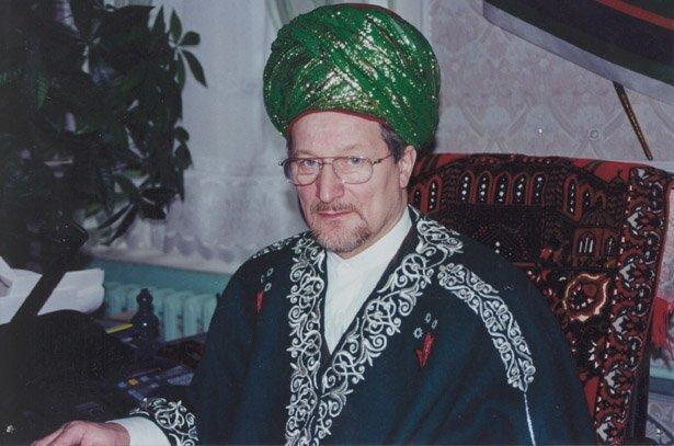 05-06-1 ВЕРХОВНЫЙ МУФТИЙ ТАЛГАТ ТАДЖУДДИН Ислам Фигуры и лица