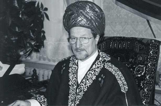05-06 ВЕРХОВНЫЙ МУФТИЙ ТАЛГАТ ТАДЖУДДИН Ислам Фигуры и лица