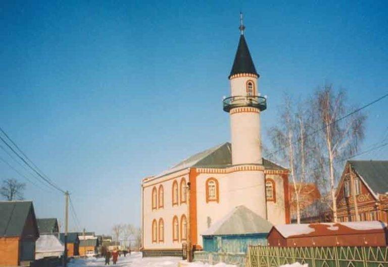 4 Мордовия: татарские села Мордовия Посреди РУ