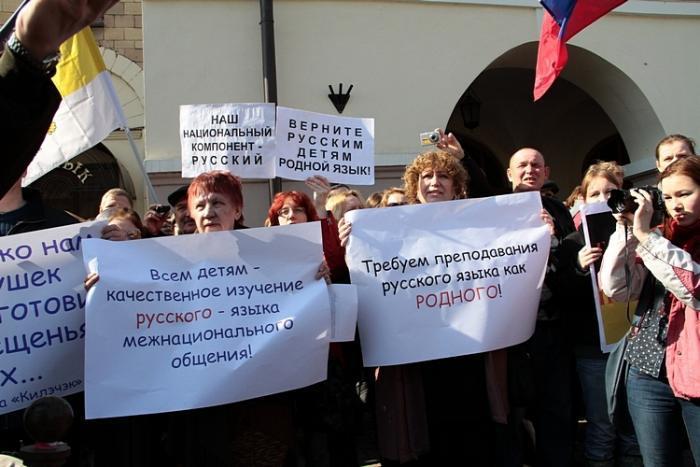423636373575 В Татарстане должен быть один государственный язык - татарский? Люди, факты, мнения Татарстан