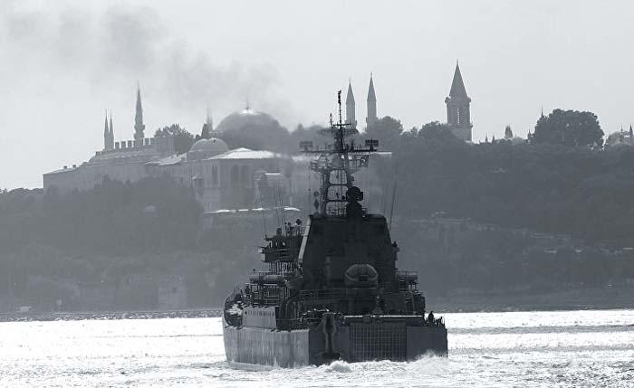 4687970 Сможет ли Турция закрыть проливы Босфор и Дарданеллы? Анализ - прогноз Защита Отечества