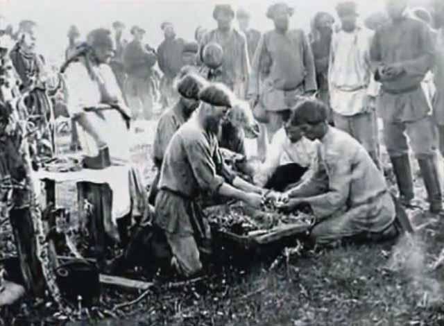 52636376 Чувашская мифология: киреметь и йерех Народознание и этнография Чувашия