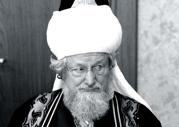 64575685896 Кому Талгат Таджуддин передаст пост Верховного муфтия? Башкирия Блог писателя Сергея Синенко Ислам