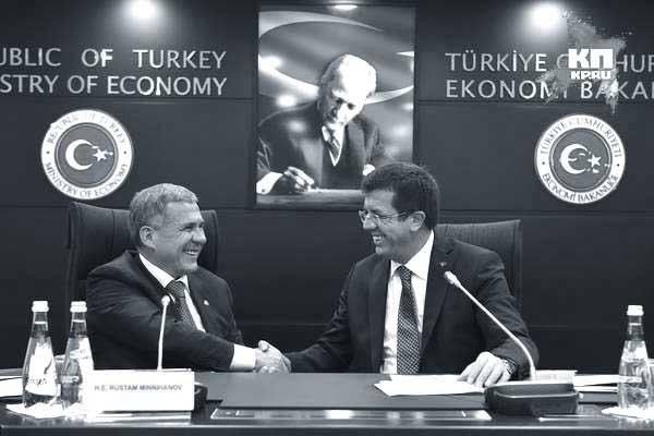 880161 Кто лоббирует интересы Турции в Татарстане и Башкирии? Анализ - прогноз Татарстан