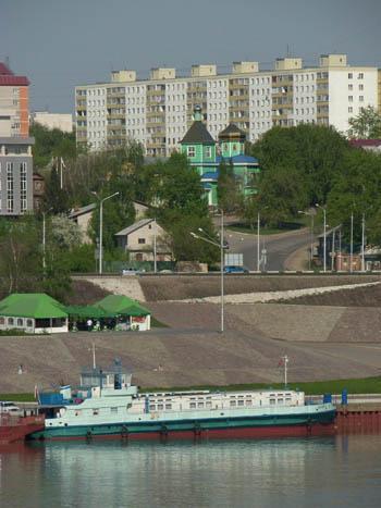 1-028122 Усольская гора и Сергиевский холм (продолжение) Неторопливые прогулки по Уфе