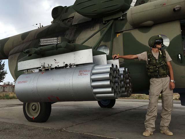 1444570925 Россия влияет не только на события в Сирии, но и на ситуацию во всем мире Защита Отечества