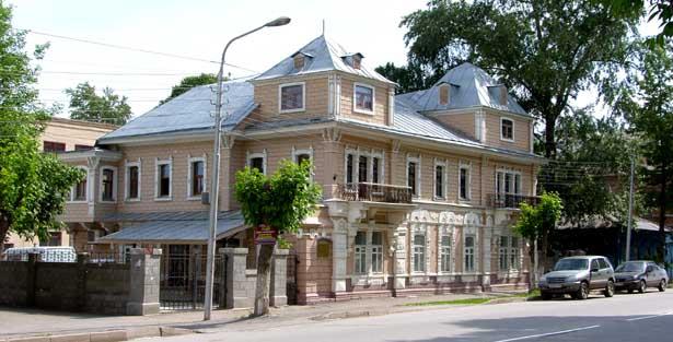 2-1415 Чернышевского (Кузнецкая, Уфимская) улица Башкирия Уфа от А до Я