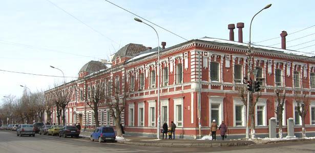 2-1417 Чернышевского (Кузнецкая, Уфимская) улица Башкирия Уфа от А до Я