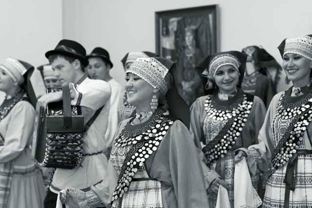 4256436346 Татары кряшены поют яркие и самобытные песни Народознание и этнография Татарстан