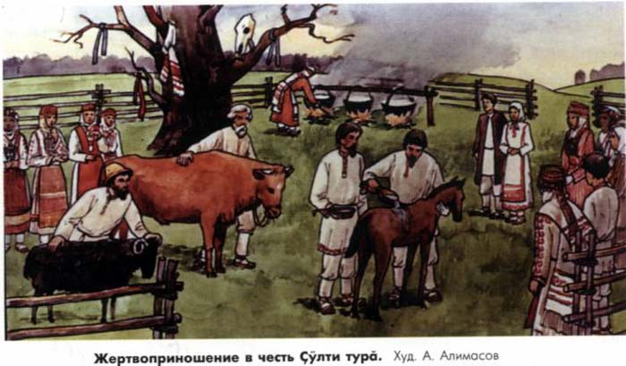 4366575477 Чуваши в Башкирии Башкирия Народознание и этнография Чувашия