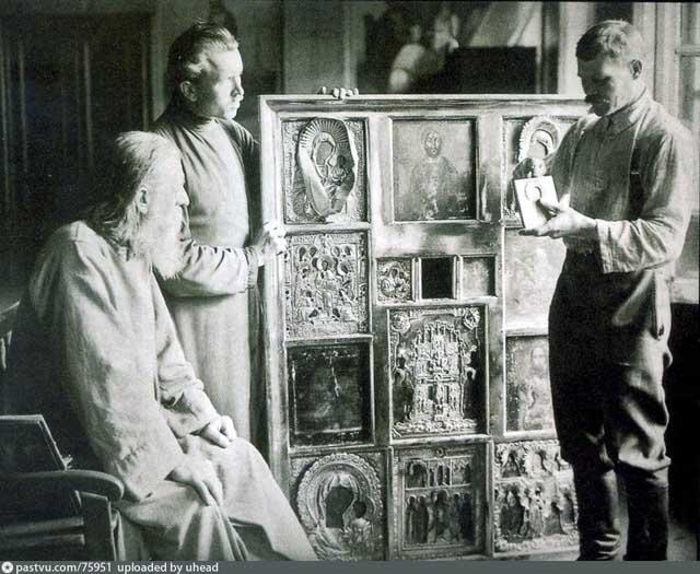 525256676 Изъятие церковных ценностей в Казани в 1920-е гг. Православие Татарстан