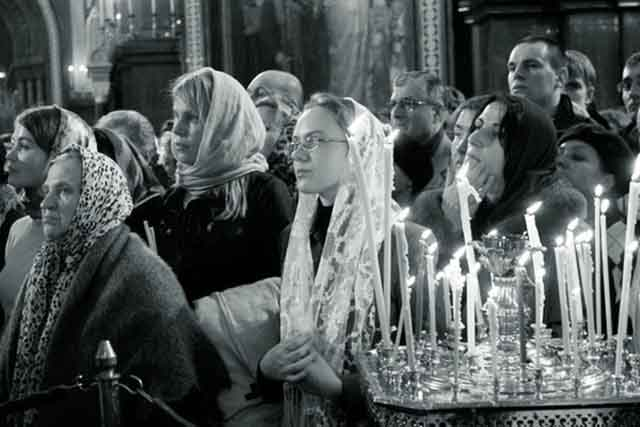 57685685 Министр образования Нижегородской области служит в храме Нижегородская область Православие
