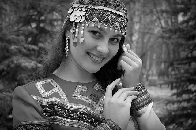 6363636 Чуваши в Башкирии Башкирия Народознание и этнография Чувашия