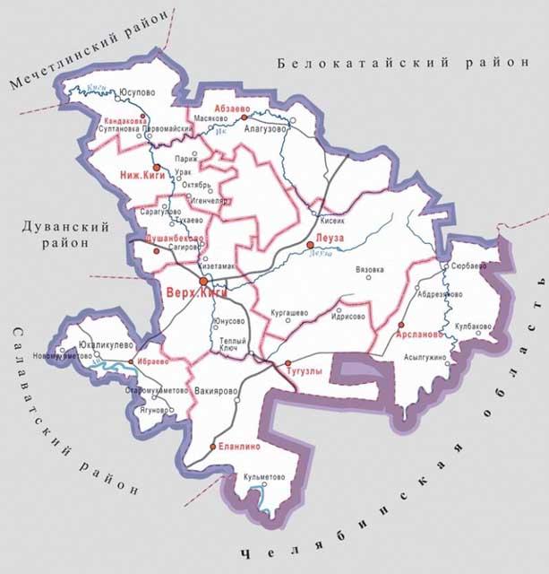 kigincki_raion-4536 Село Верхние Киги на северо-востоке Башкирии Башкирия Посреди РУ