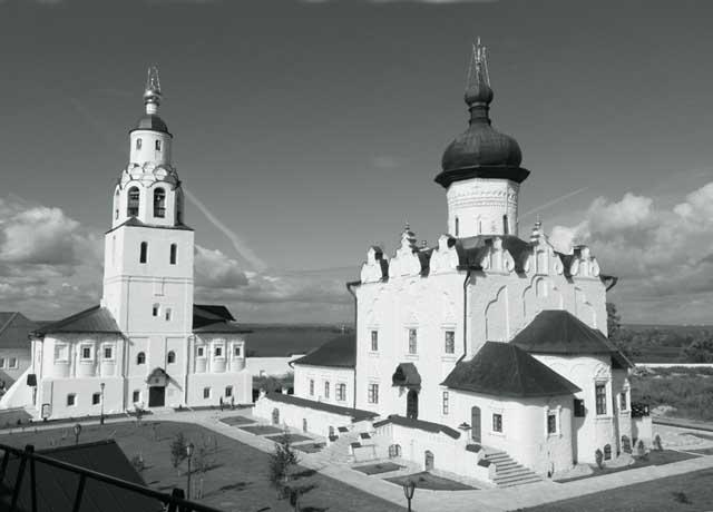 monastir-sviyazhsk-542546346 Богородице-Успенский мужской монастырь в Свияжске: смена настоятеля Православие Татарстан