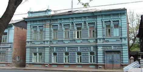 sh100677 Чижова дома Башкирия Уфа от А до Я