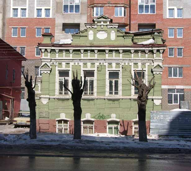 sh106730_2010 Чернышевского (Кузнецкая, Уфимская) улица Башкирия Уфа от А до Я