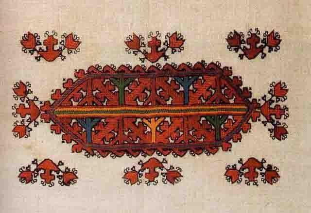 udmurtskij-narodnyj-ornament. Удмуртский национальный узор на выставке в городе Глазов Народознание и этнография Удмуртия