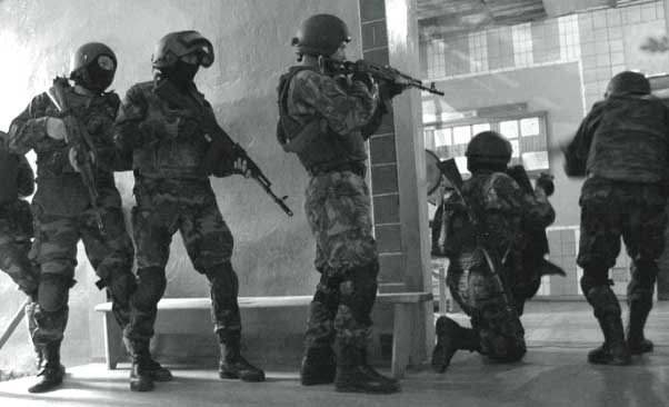 494928 В Екатеринбурге задержаны семь боевиков ИГИЛ Антитеррор Свердловская область