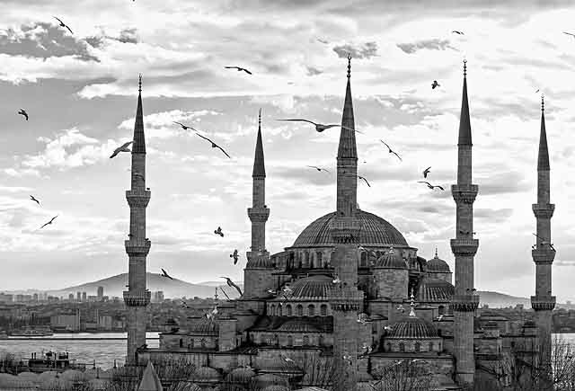 turkey-656743 Влияние Турции на мусульман Урало-Поволжья Ислам