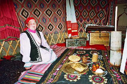 v-yurte-bashkirka Башкиры из рода мин Башкирия Народознание и этнография