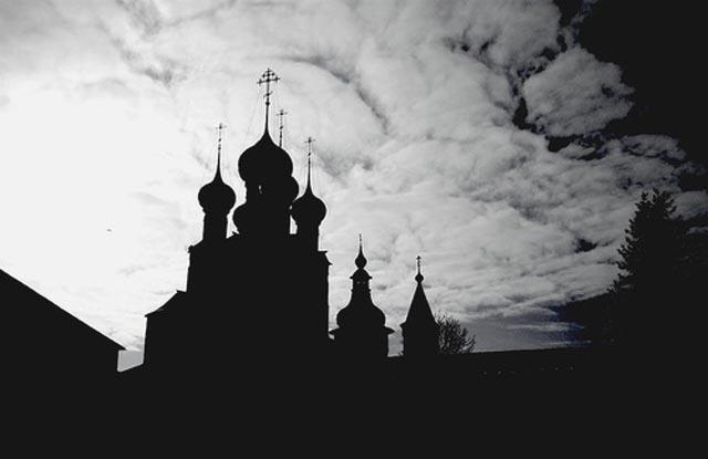35534636 Пикет за возвращение православных храмов в Казани Православие Татарстан
