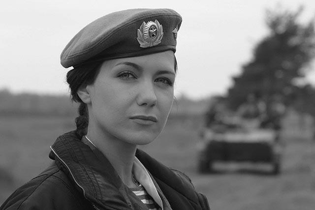 44635645747476 Женщины в российских десантных войсках Защита Отечества