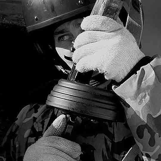 5265262 Он вызвал огонь на себя. Паренек из оренбургской глубинки Защита Отечества Люди, факты, мнения Оренбургская область