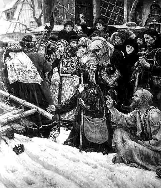 574768 Народ, как живой организм, должен строить свои отношения на принципах справедливости Православие