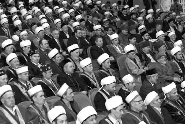6785685 Переаттестация среди мусульманского духовенства Татарстана Ислам Татарстан