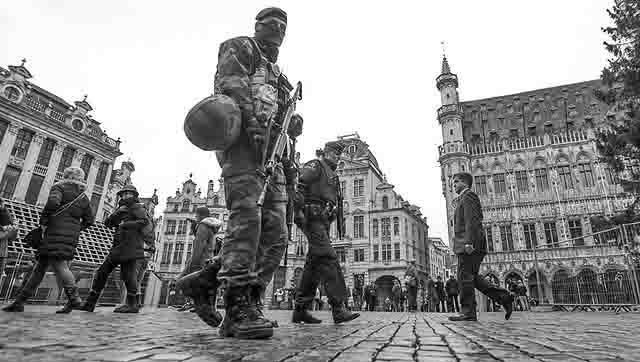 belgique_1_0354235 Террористическая атака на Бельгию Люди, факты, мнения
