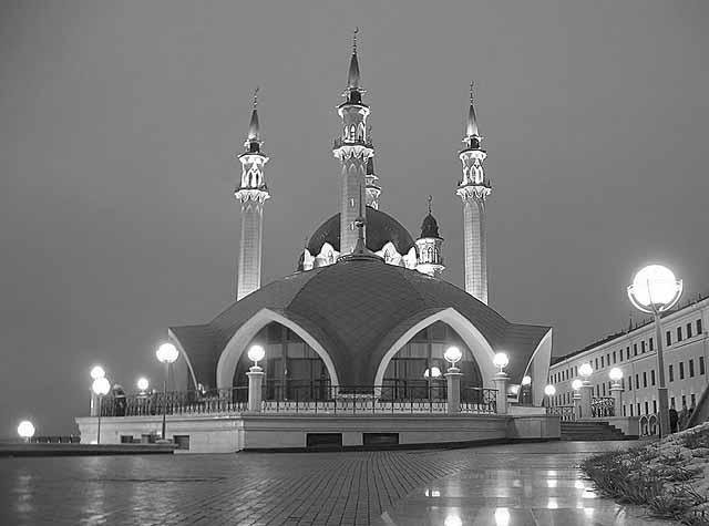 kul_sharif-534637 Противостояние ДУМ и Казанского мухтасибата Ислам Татарстан