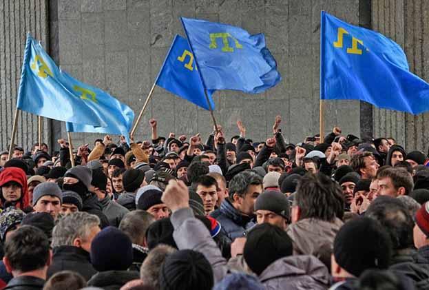 13214242 Дело о запрете Меджлиса крымско-татарского народа Антитеррор Ислам