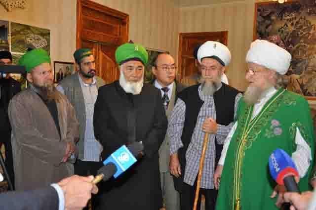 1443532525 Суфизм на Южном Урале: действующие лица и исполнители Башкирия Ислам