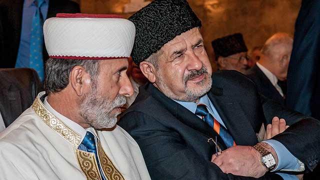 214145235 Дело о запрете Меджлиса крымско-татарского народа Антитеррор Ислам