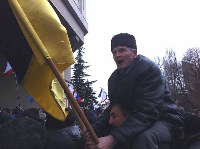 2424253535 Меджлис - политическая надстройка, эксплуатирующая крымско-татарский фактор в интересах враждебных России стран Ислам в России