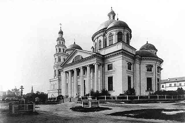 324245353 Собор Казанской иконы Божией Матери будет воссоздан в Казани на старом фундаменте Православие Татарстан