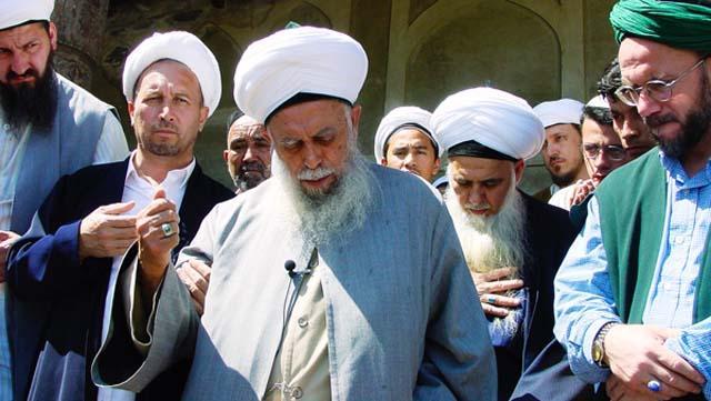 4141454 Суфизм на Южном Урале: действующие лица и исполнители Башкирия Ислам