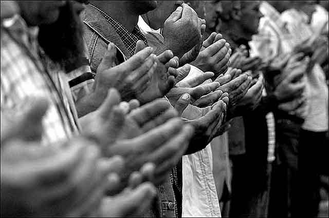 415153215 Мусульмане Мордовии в послевоенное время Ислам Мордовия