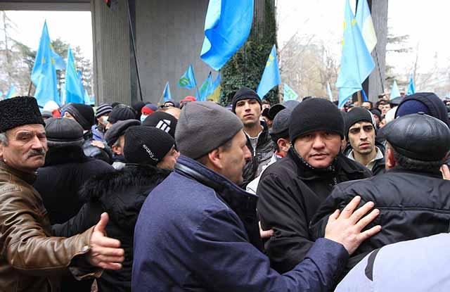 4235245626 Дело о запрете Меджлиса крымско-татарского народа Антитеррор Ислам