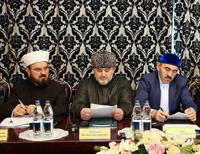 5636367357 В Ингушетии распущен муфтият, муфтий Иса Хамхоев отправлен в отставку Ислам
