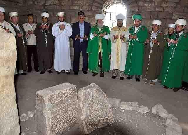 sufizm-v-bashkirii7 Суфизм на Южном Урале: действующие лица и исполнители Башкирия Ислам