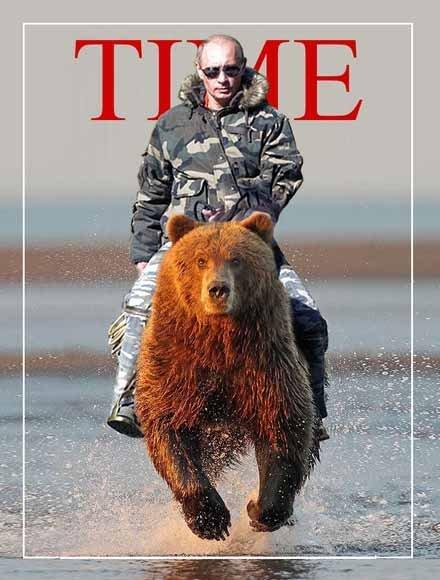 v-putin_na_medvede_time_2525256256 Владимир Путин как эпический герой Анализ - прогноз Блог Сергея Синенко