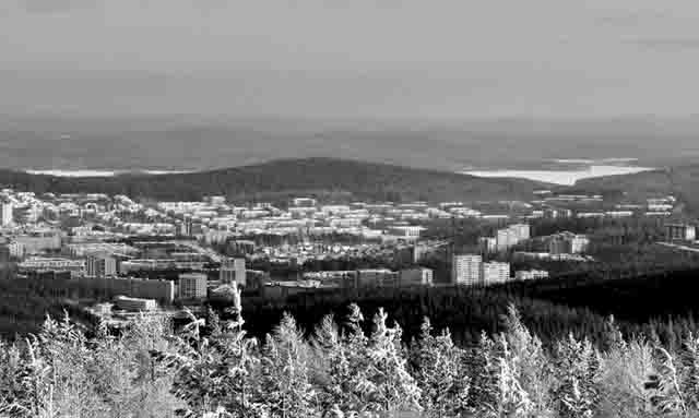 01 Новоуральск (Свердловская область) Свердловская область