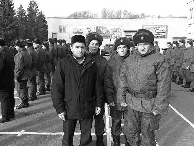 2352526 В России открылись курсы подготовки имамов для Вооруженных сил Ислам в России