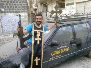 3124413 Массовое уничтожение христиан на Ближнем Востоке стало реальностью Православие